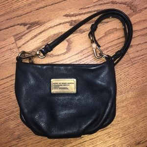 Marc Jacobs black satchel